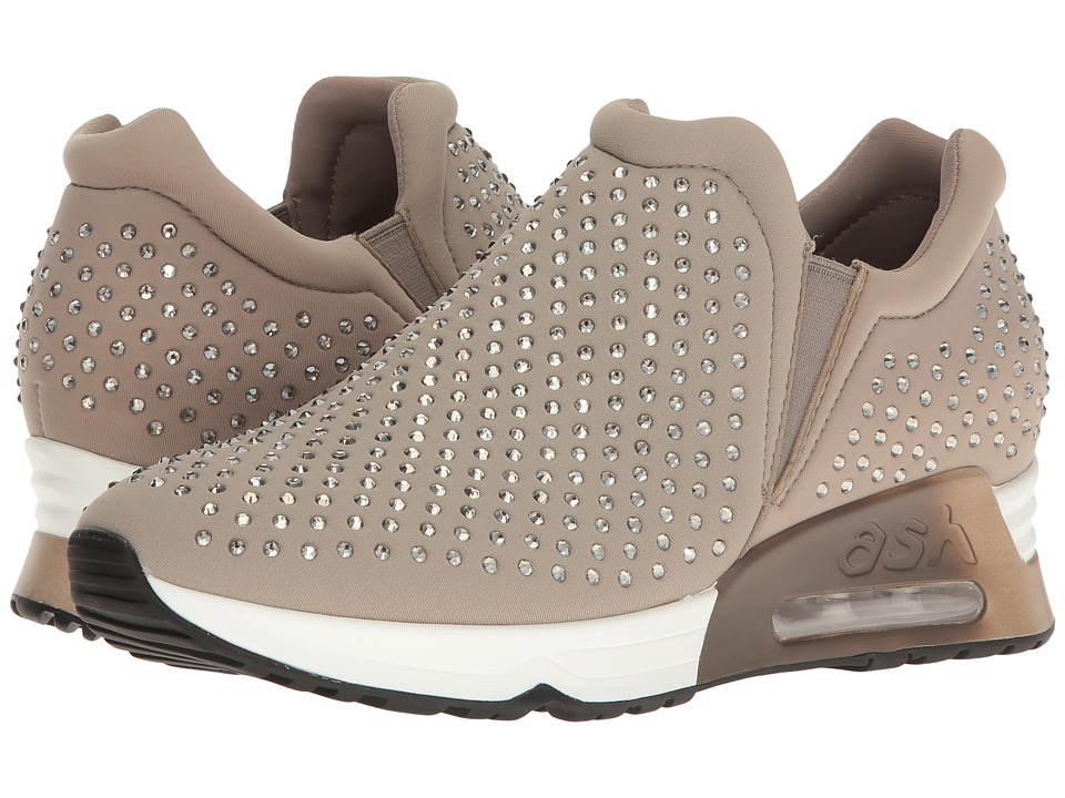 ASH - Lifting (Taupe Lycra Neoprene) Women's Shoes