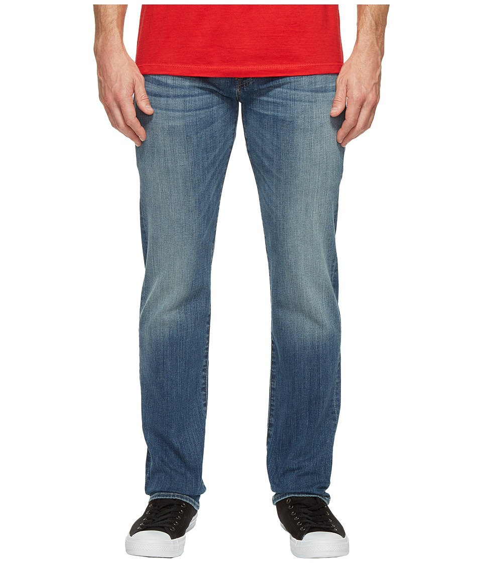 7 For All Mankind - Standard in Fiji Blue (Fiji Blue) Men's Jeans