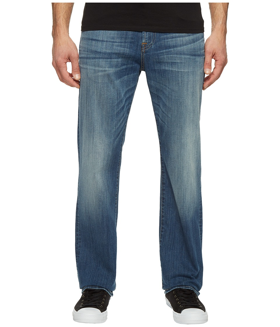 7 For All Mankind Austyn in Fiji Blue (Fiji Blue) Men