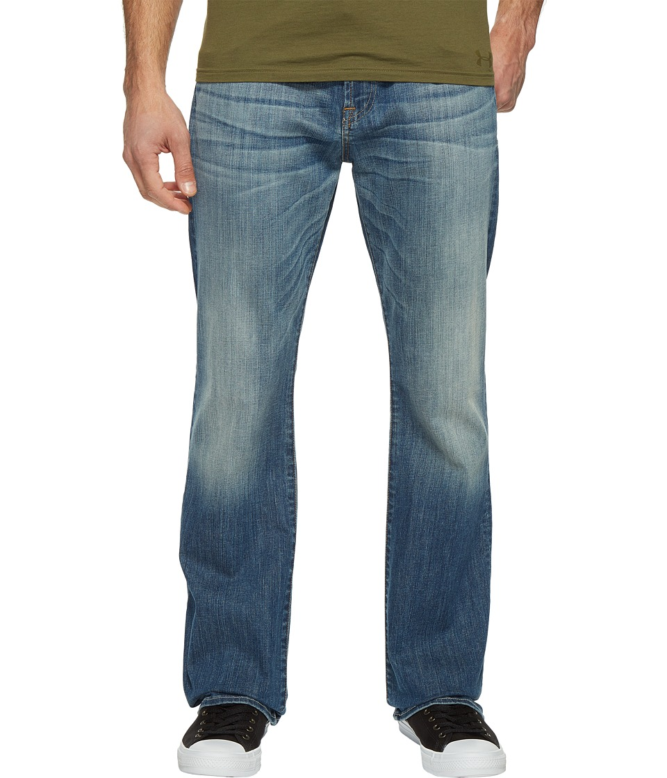 7 For All Mankind - Brett in Fiji Blue (Fiji Blue) Men's Jeans