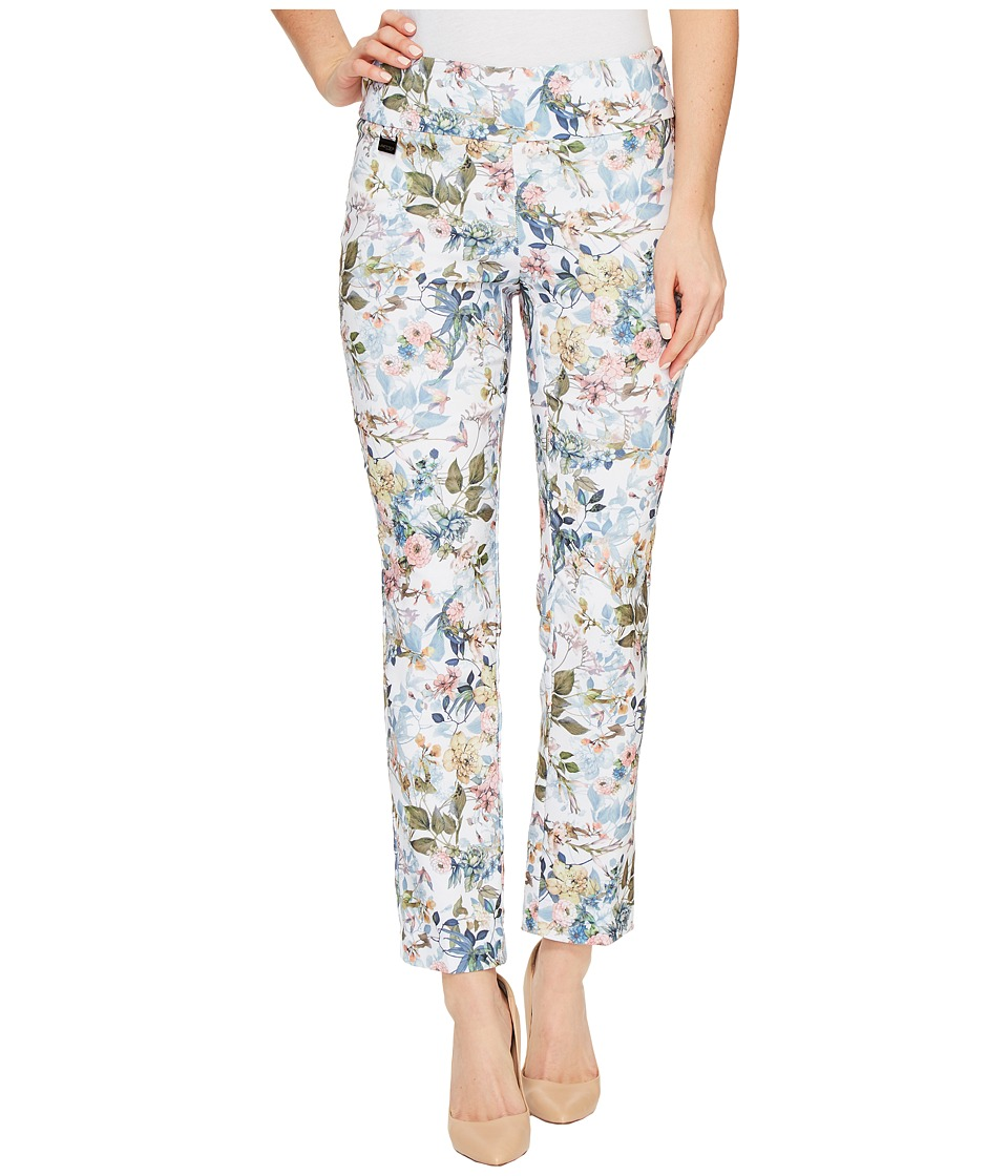 Lisette L Montreal - Meadow Floral Ankle Pants (Multi) Women's Casual Pants