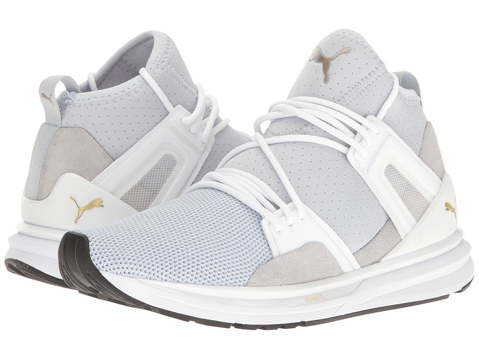 PUMA - B.O.G Limitless Hi Denim (Halogen Blue/Puma White) Women's Shoes