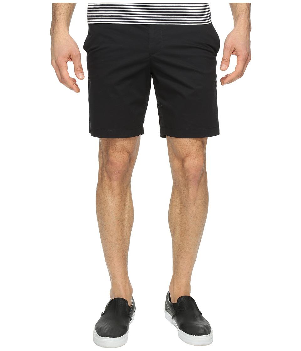 Original Penguin - P55 8 Basic Shorts (True Black) Men's Shorts