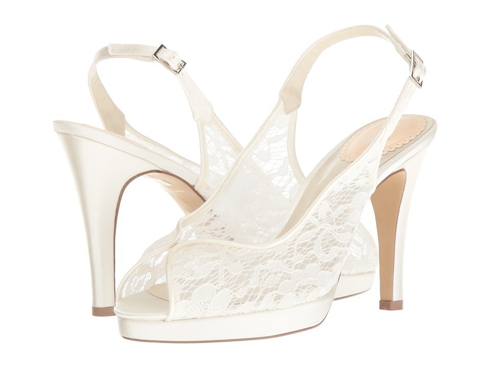 Paradox London Pink - Affinity (Ivory) High Heels