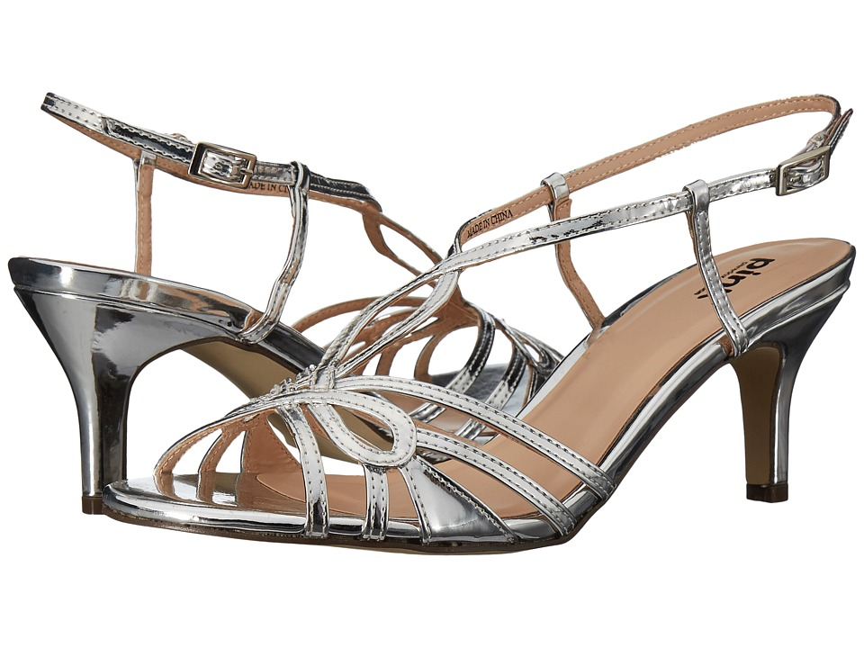 Paradox London Pink - Trinity (Silver) Women's Sandals