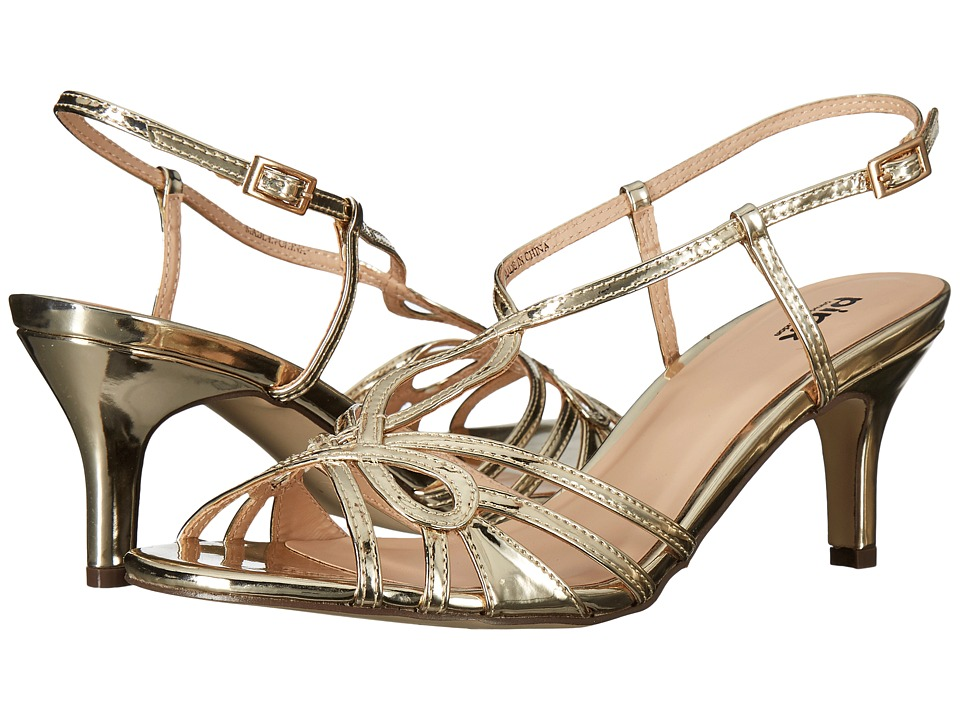Paradox London Pink - Trinity (Gold) Women's Sandals