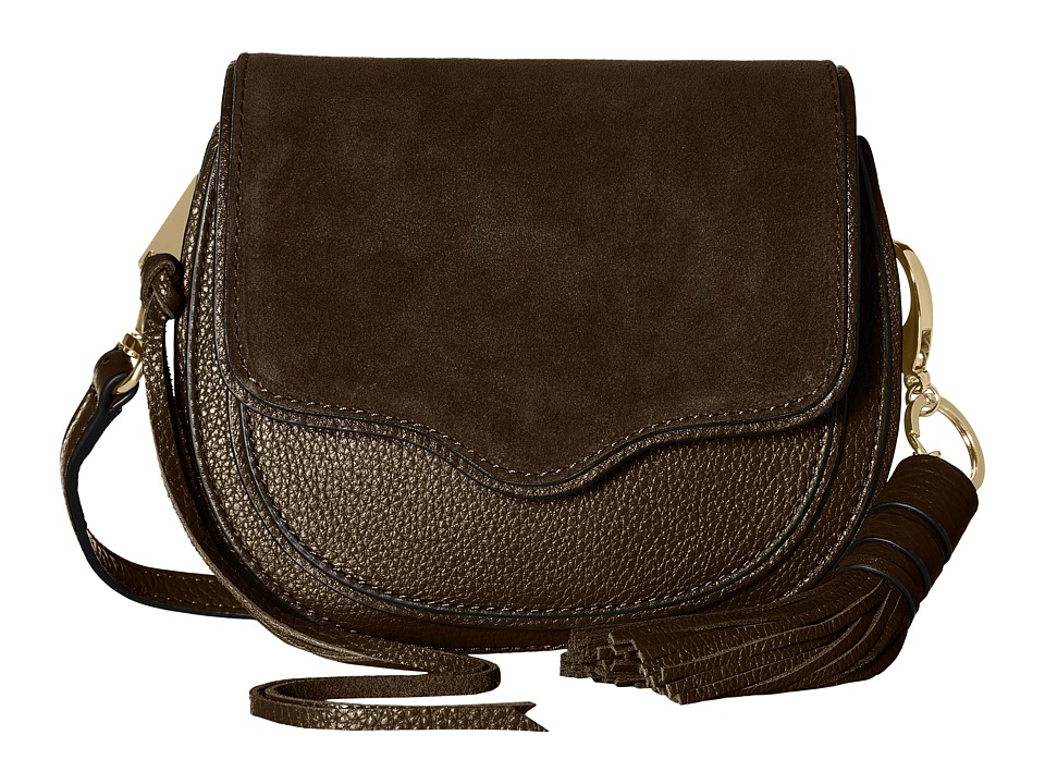 Rebecca Minkoff - Mini Suki Crossbody (Olive) Cross Body Handbags