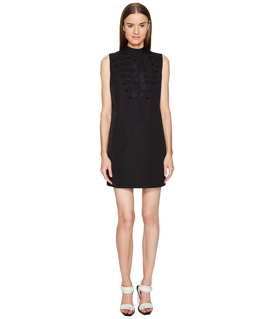 DSQUARED2 Cotton Poplin Marching Shirt Dress