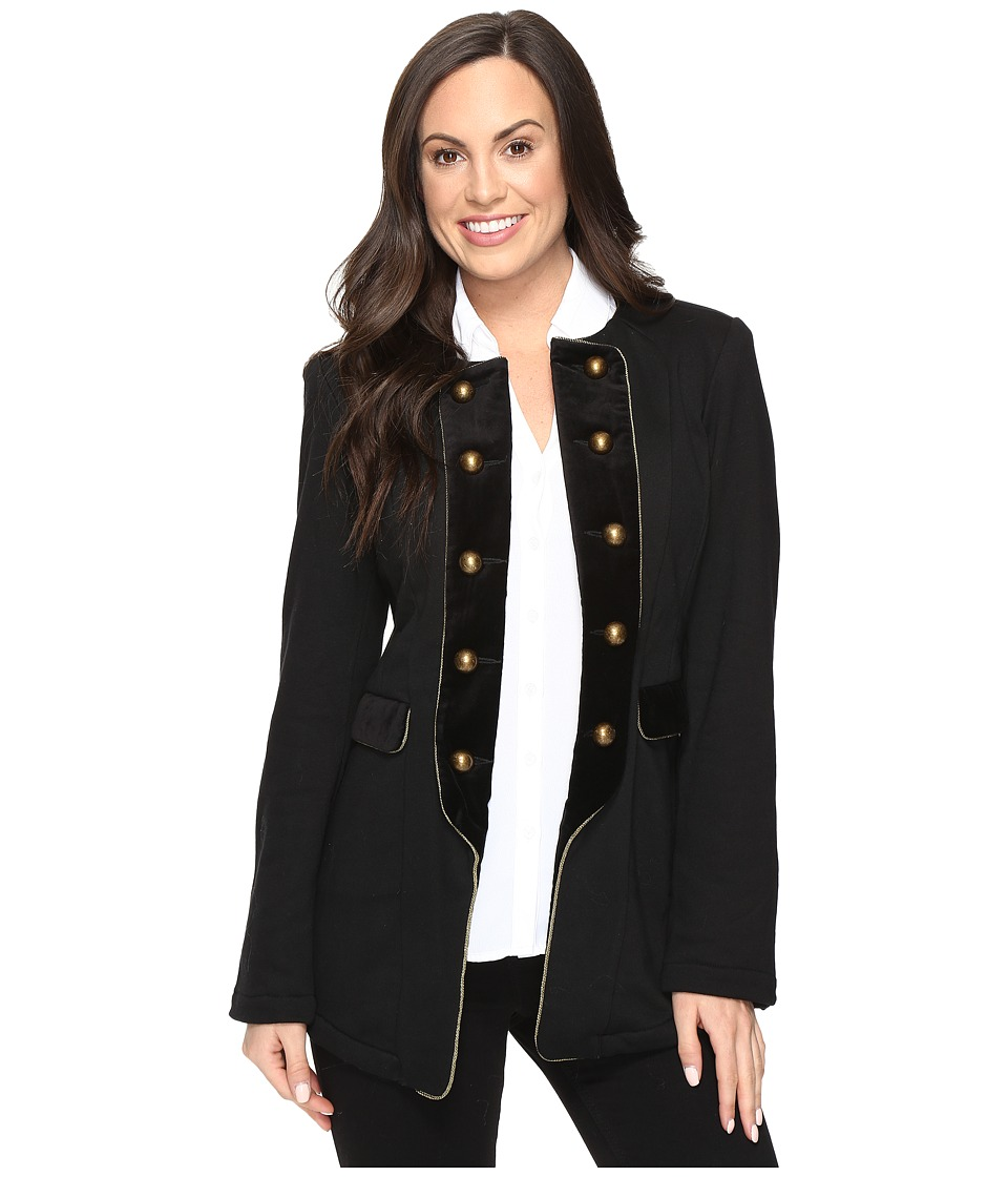 Tasha Polizzi - Scout Jacket (Black) Women's Coat