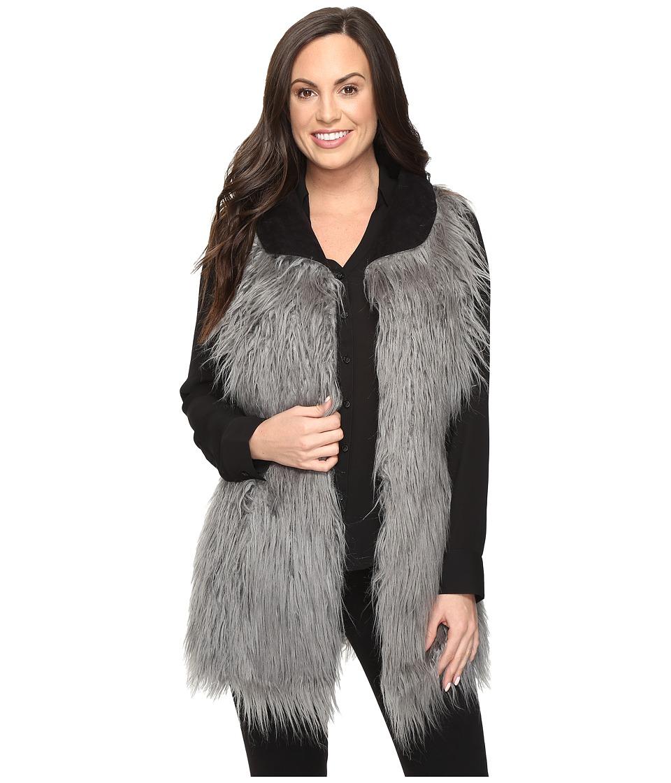 Tasha Polizzi - Kendall Vest (Grey) Women's Vest