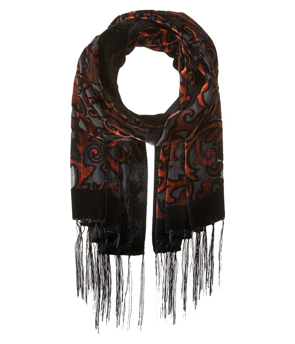 Tasha Polizzi - Tapestry Scarf (Copper) Scarves