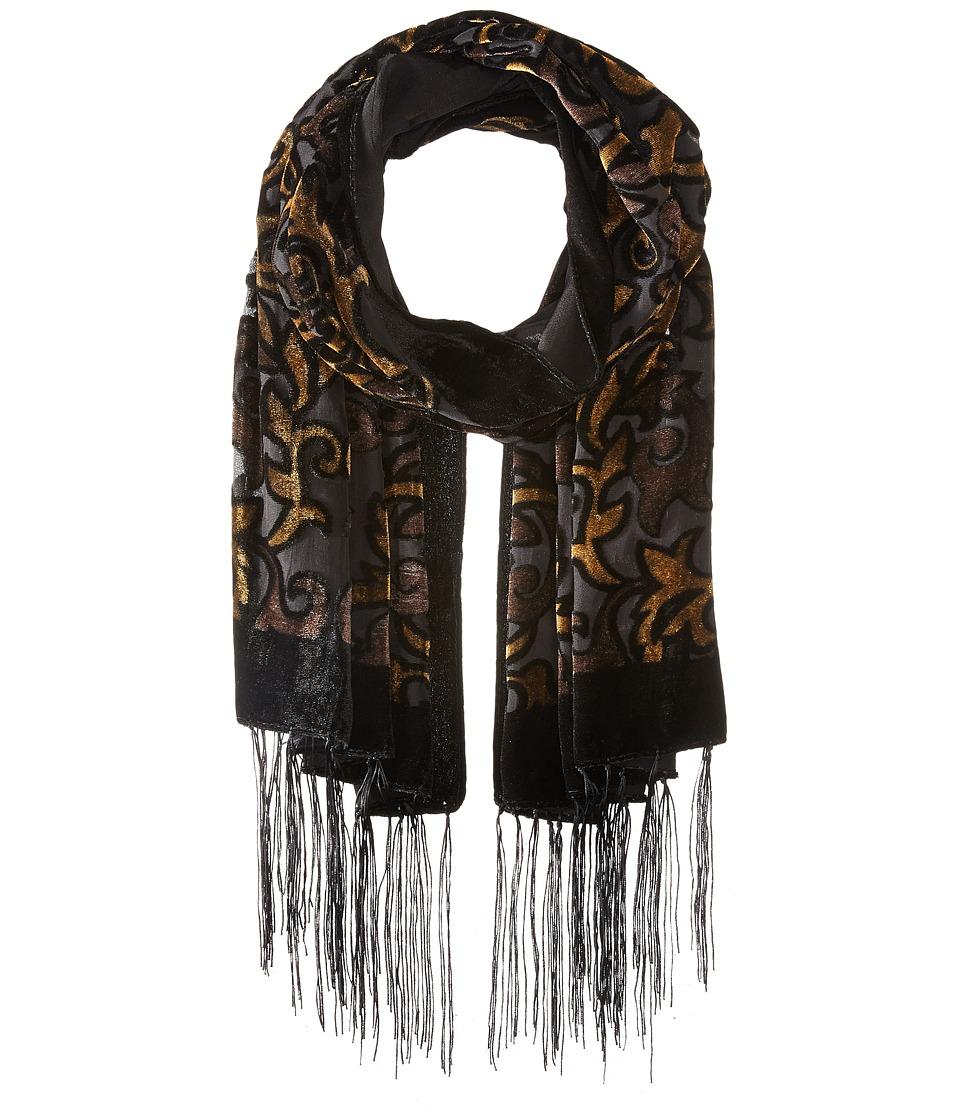 Tasha Polizzi - Tapestry Scarf (Gold) Scarves
