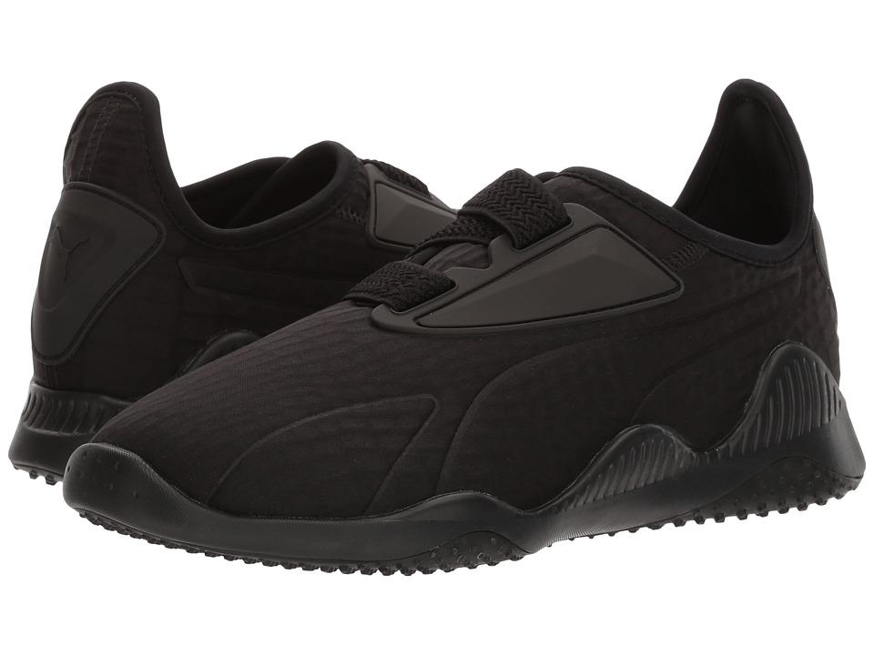 PUMA - Mostro Fashio (Puma Black/Puma Black) Women's Shoes