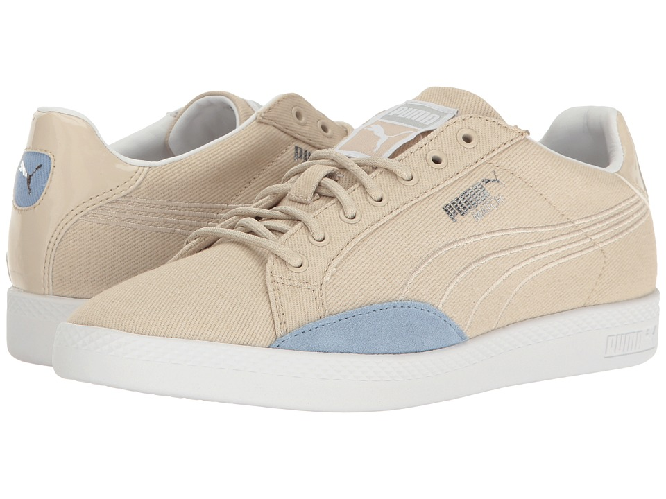 PUMA - Match Denim (Oatmeal/Oatmeal) Women's Shoes