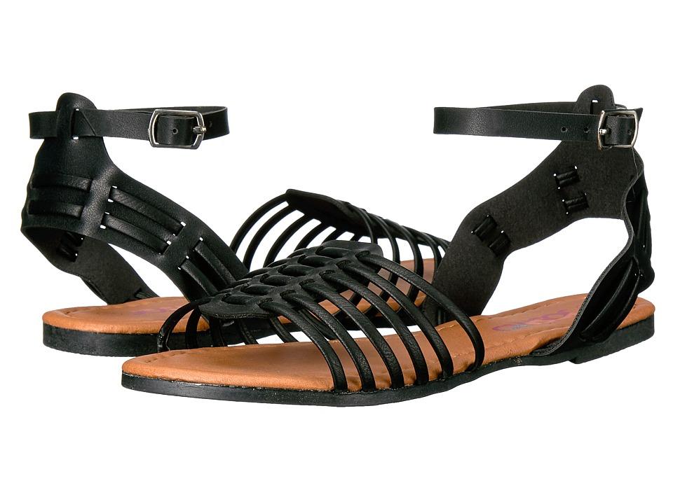 Josmo Kids - 70731M Multi Band Sandal (Little Kid/Big Kid) (Black) Girls Shoes