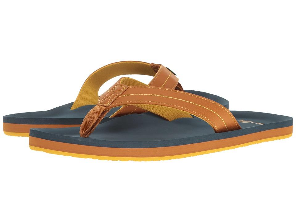 Sanuk - Burm (Stormy Desert) Men's Sandals