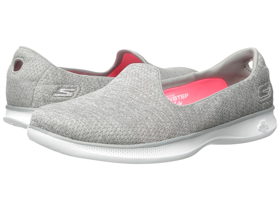 SKECHERS Performance Go Step Lite Dynamik (Gray) Women