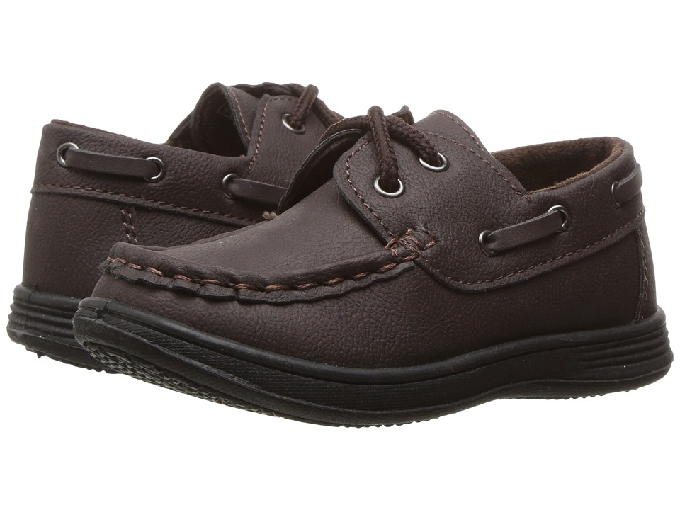 Josmo Kids - 61102B Lace-Up Oxford (Toddler/Little Kid/Big Kid) (Brown) Boy's Shoes