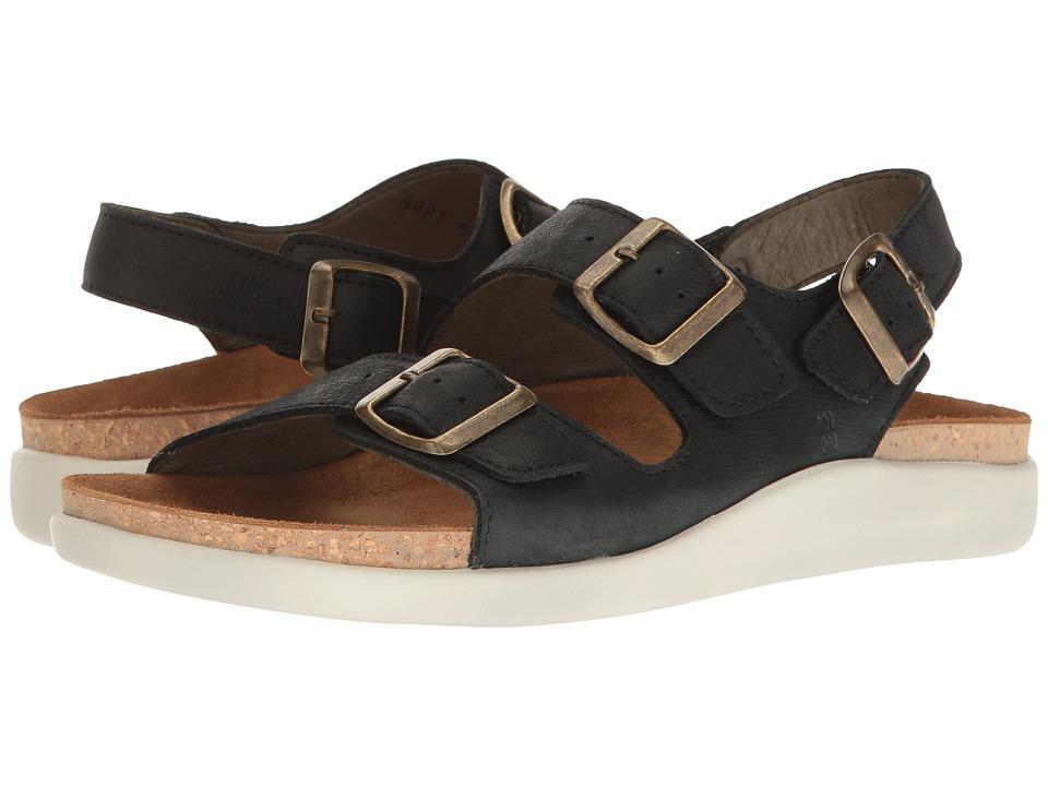 El Naturalista - Koi N5091 (Black) Shoes