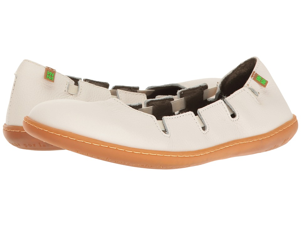 El Naturalista - El Viajero N5272 (White) Shoes