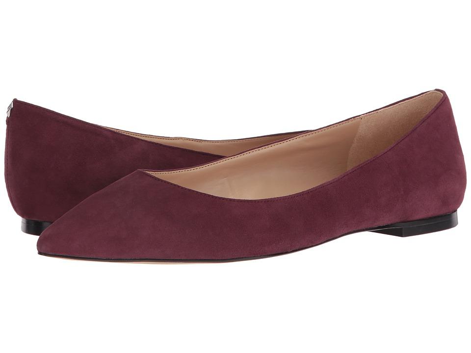 Sam Edelman - Rae (Sangria Suede) Women's Shoes