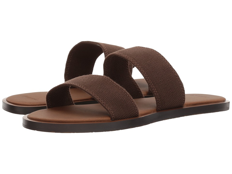 Sanuk - Yoga Gora Gora (Dark Brown) Women's Sandals
