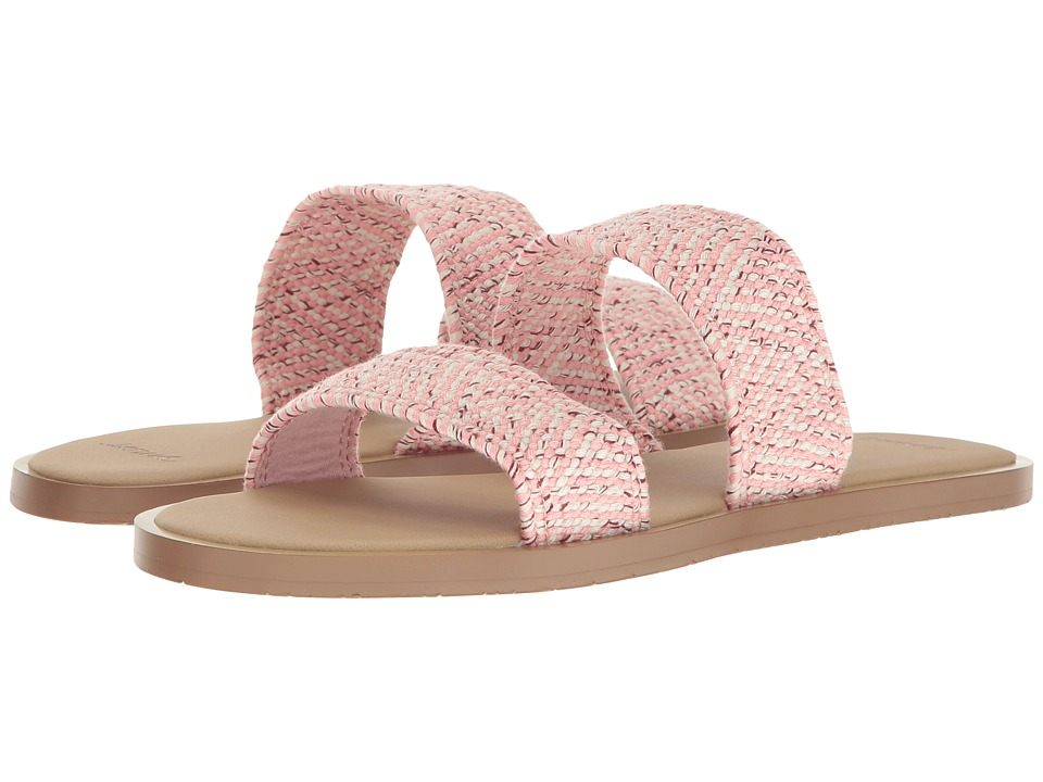 Sanuk - Yoga Gora Gora TX (Strawberry Cream) Women's Sandals