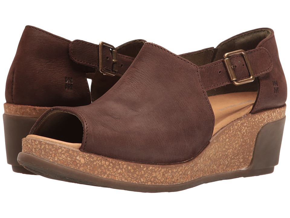 El Naturalista Leaves N5003 (Brown) Women