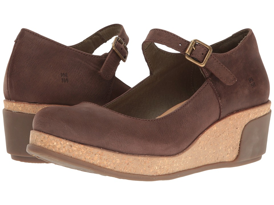 El Naturalista Leaves N5004 (Brown) Women