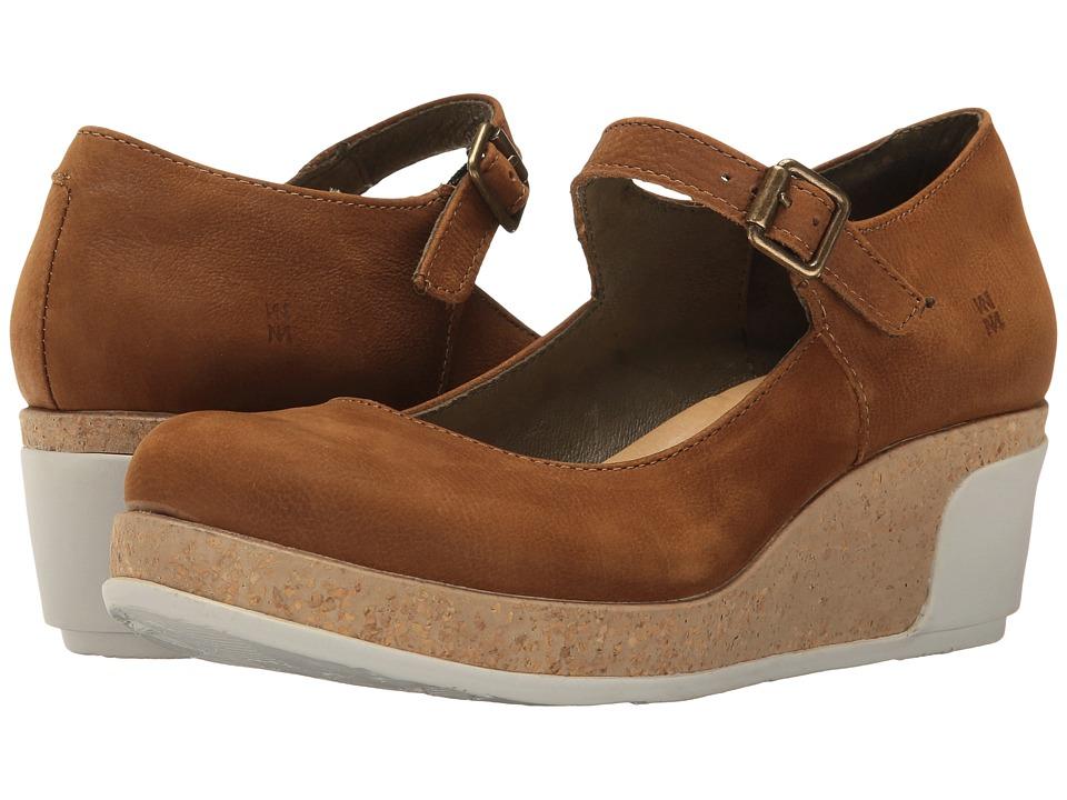 El Naturalista - Leaves N5004 (Wood) Women's Shoes