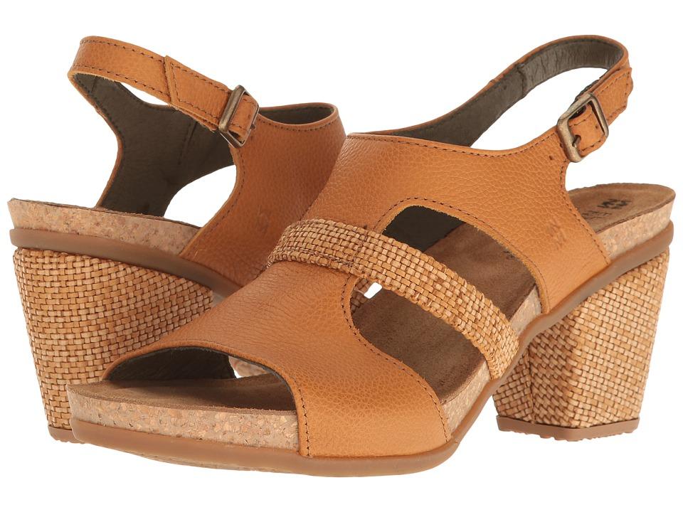 El Naturalista - Mola N5031 (Carrot) Women's Shoes