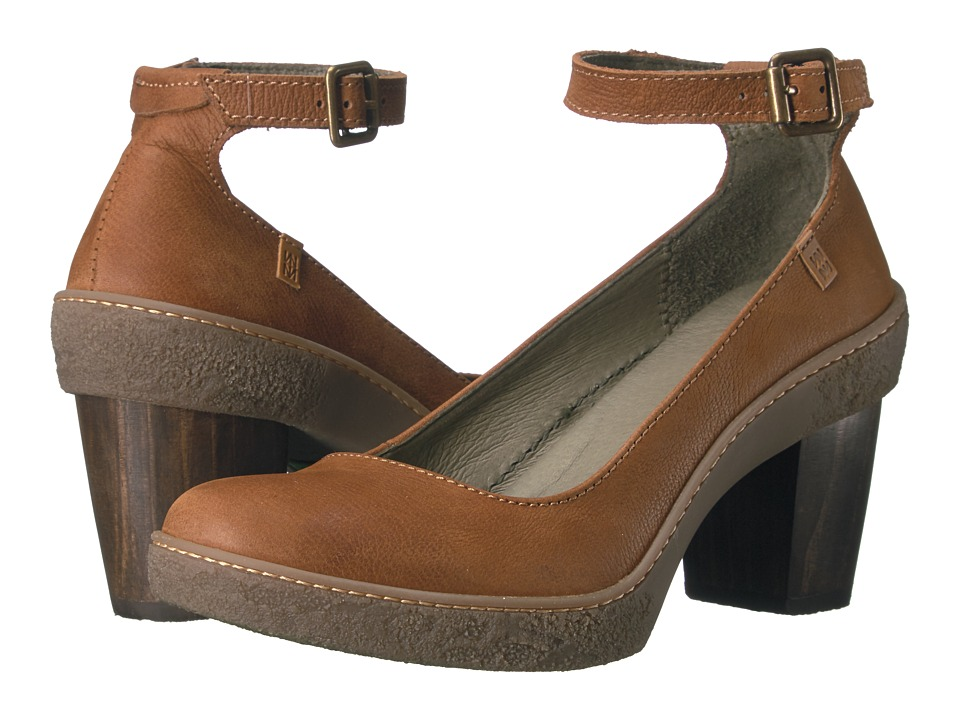 El Naturalista - Lichen NF76 (Wood) Women's Shoes