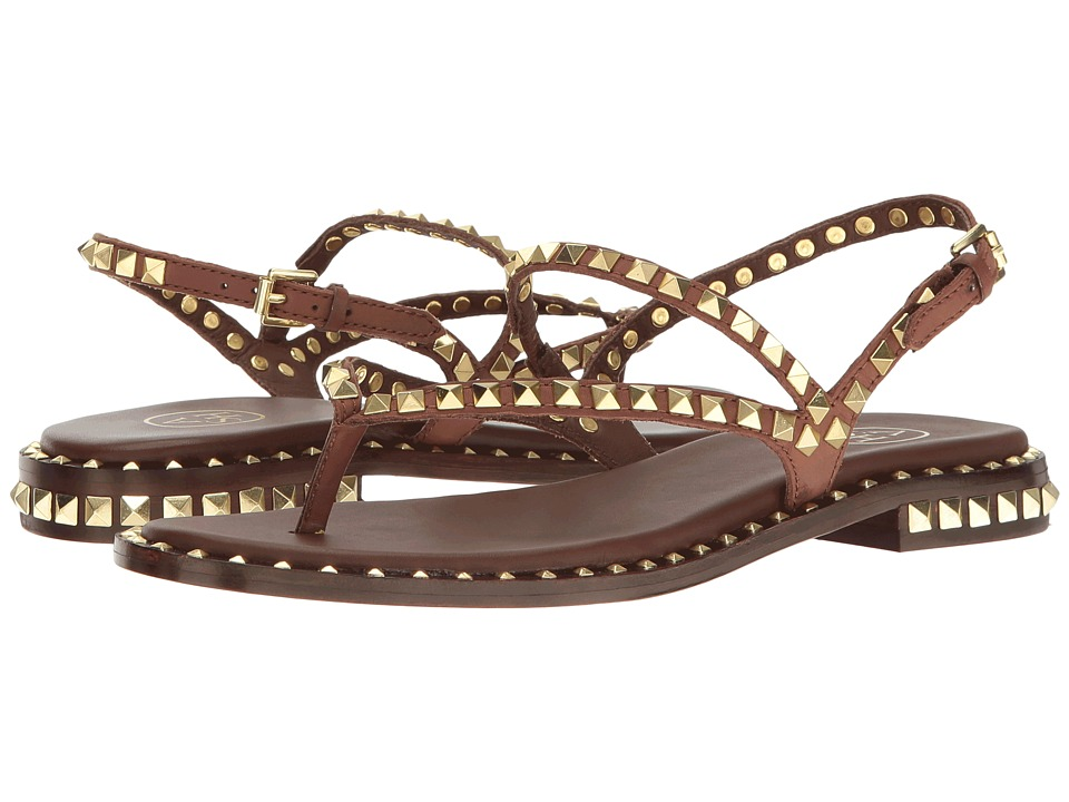 ASH - Peps (Cacao Brasil) Women's Zip Boots