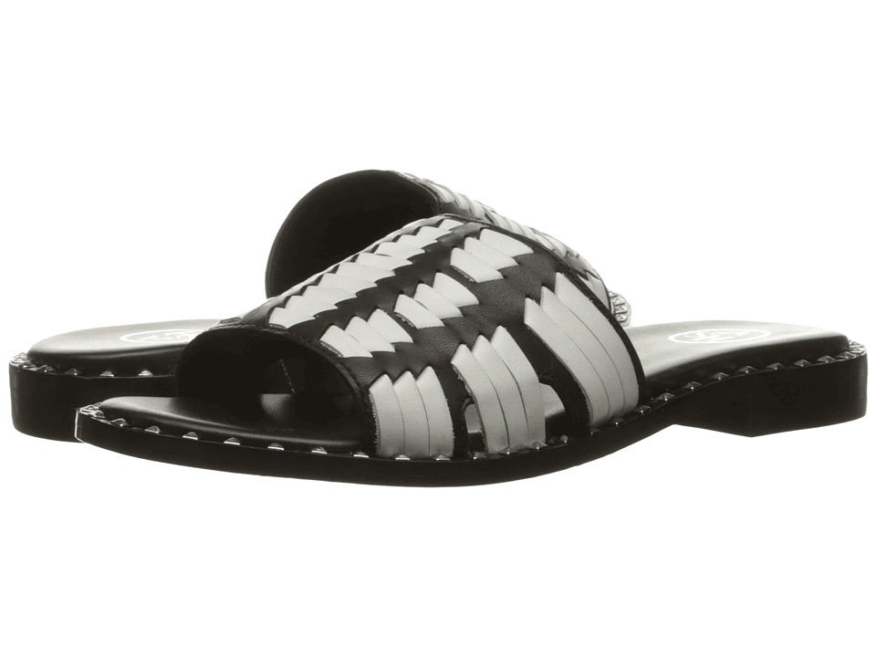 ASH - Playa (Black/White Brasil/Brasil) Women's Shoes