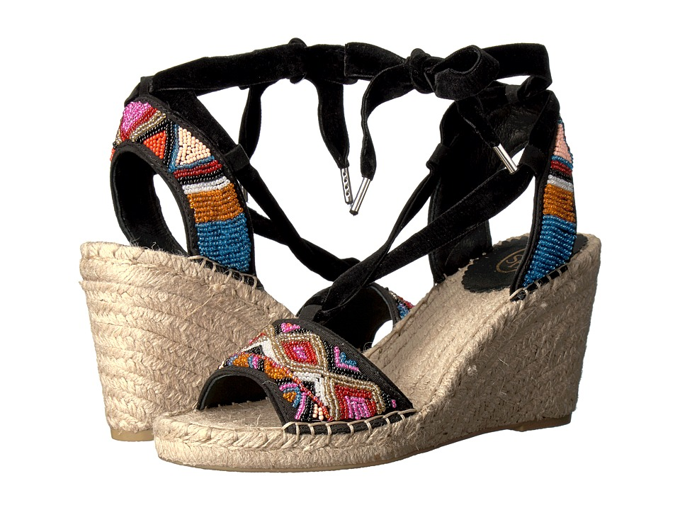 ASH - Paola (Orange/Black) Women's Shoes