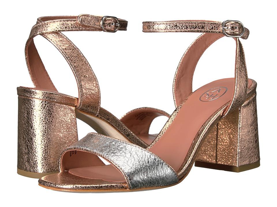 ASH - Quartz (Silver/Rose Gold) Women's Slip on Shoes