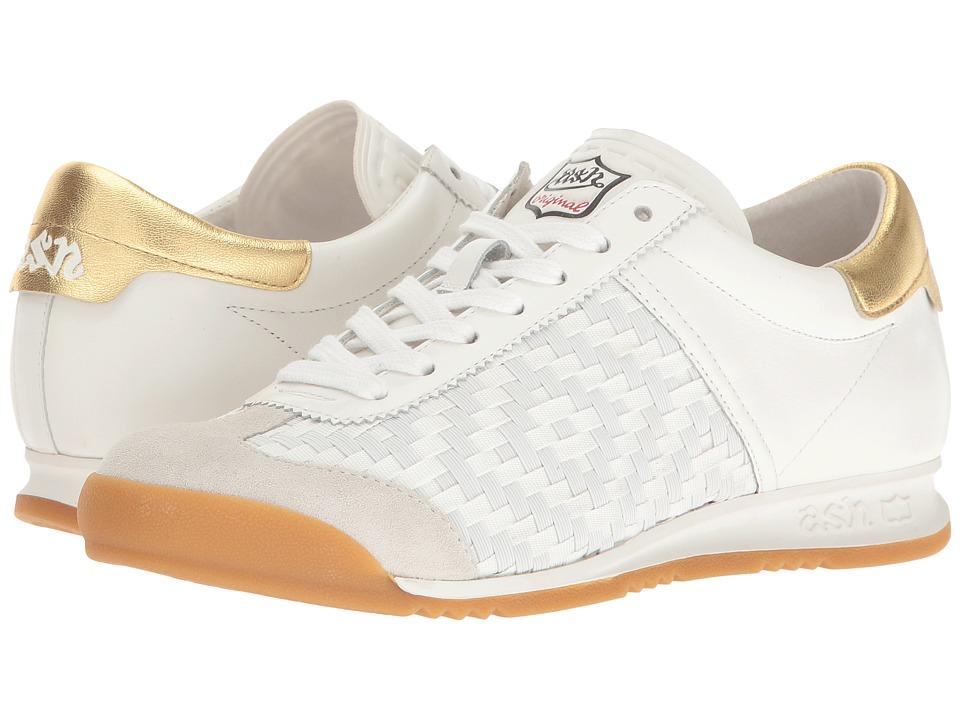 ASH - Scorpio (Off-White/White Sam Baby Softy) Women's Shoes