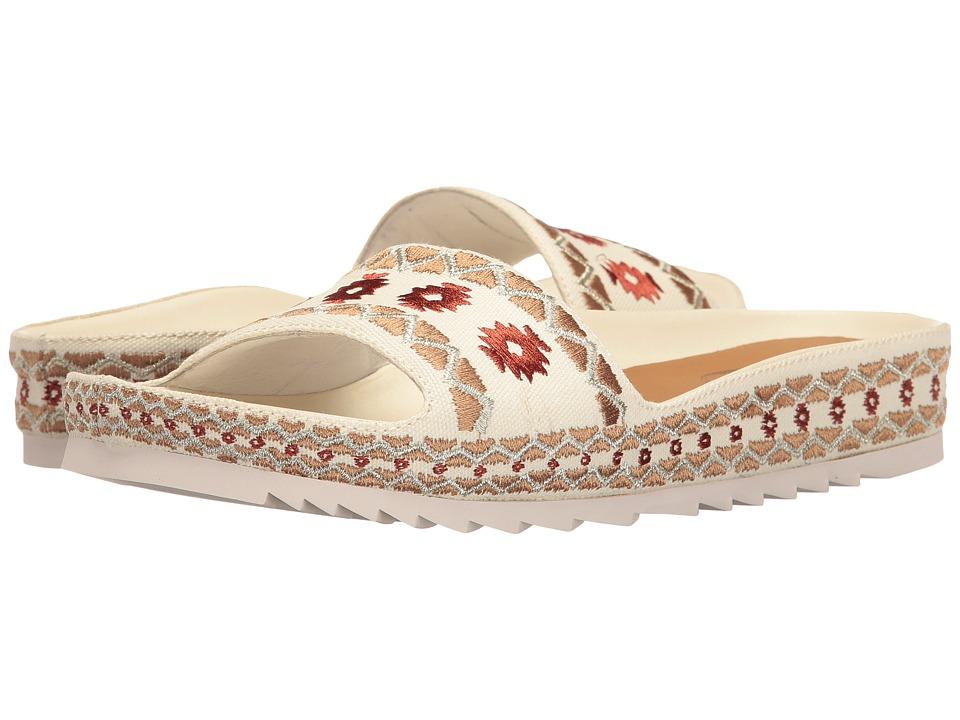 ASH - Uma (Off-White 12N Canvas/Brasil) Women's Shoes