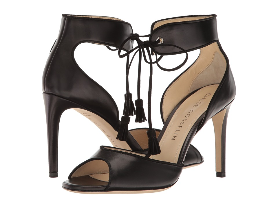 CHLOE GOSSELIN - Anemone (Black) High Heels