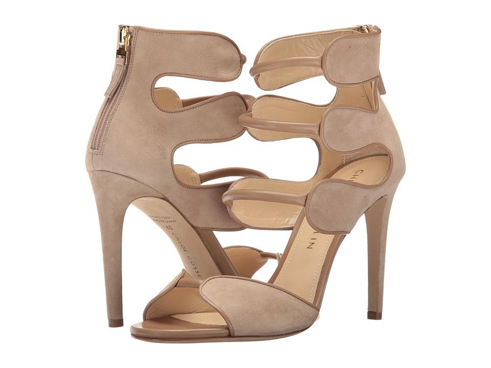CHLOE GOSSELIN Larkspur (Beige) High Heels