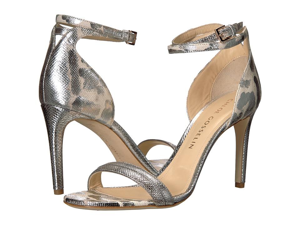 CHLOE GOSSELIN - Narcissus (Beige Snake) High Heels