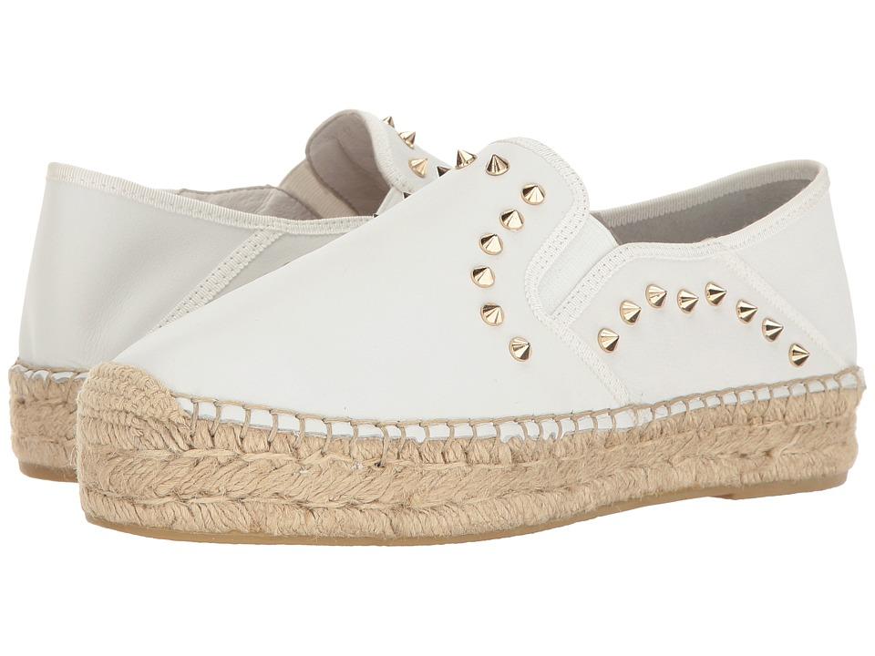 ASH - Xiao (White/White) Women's Shoes
