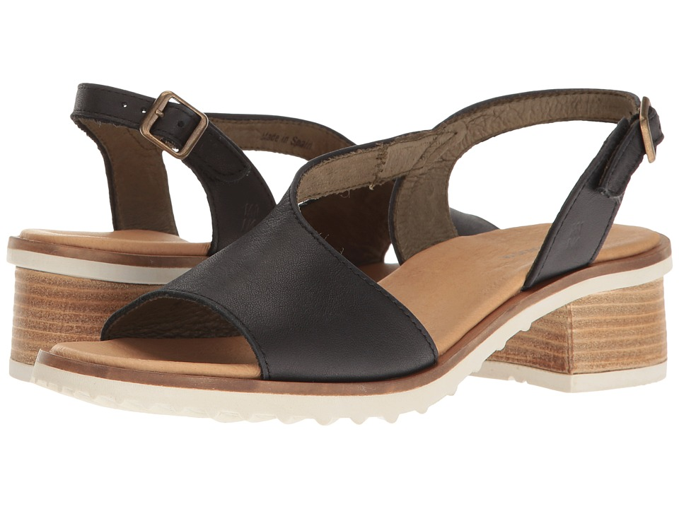 El Naturalista Sabal N5012 (Black) Women