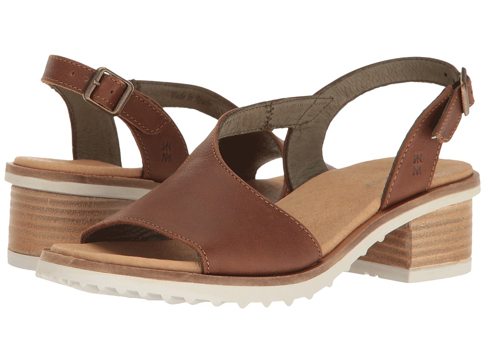 El Naturalista - Sabal N5012 (Wood) Women's Shoes