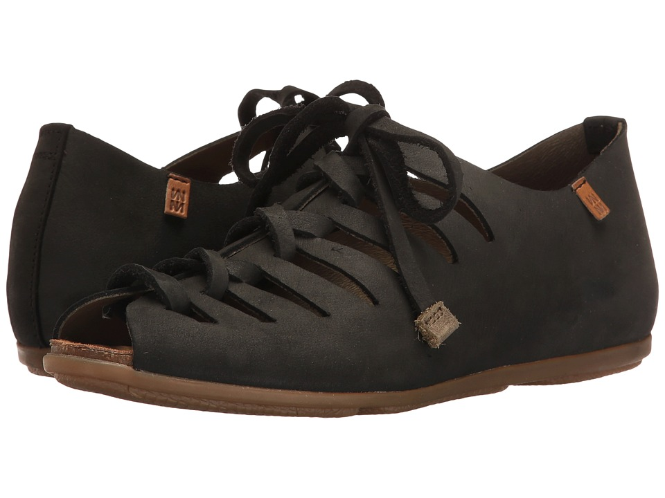 El Naturalista - Stella ND52 (Black 2) Women's Shoes