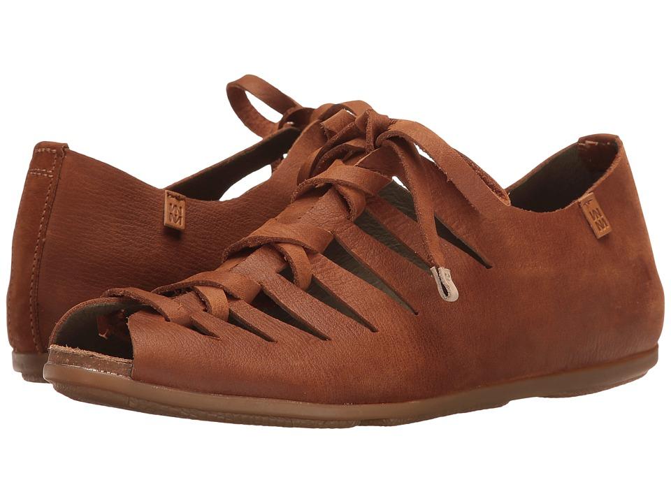 El Naturalista - Stella ND52 (Wood) Women's Shoes