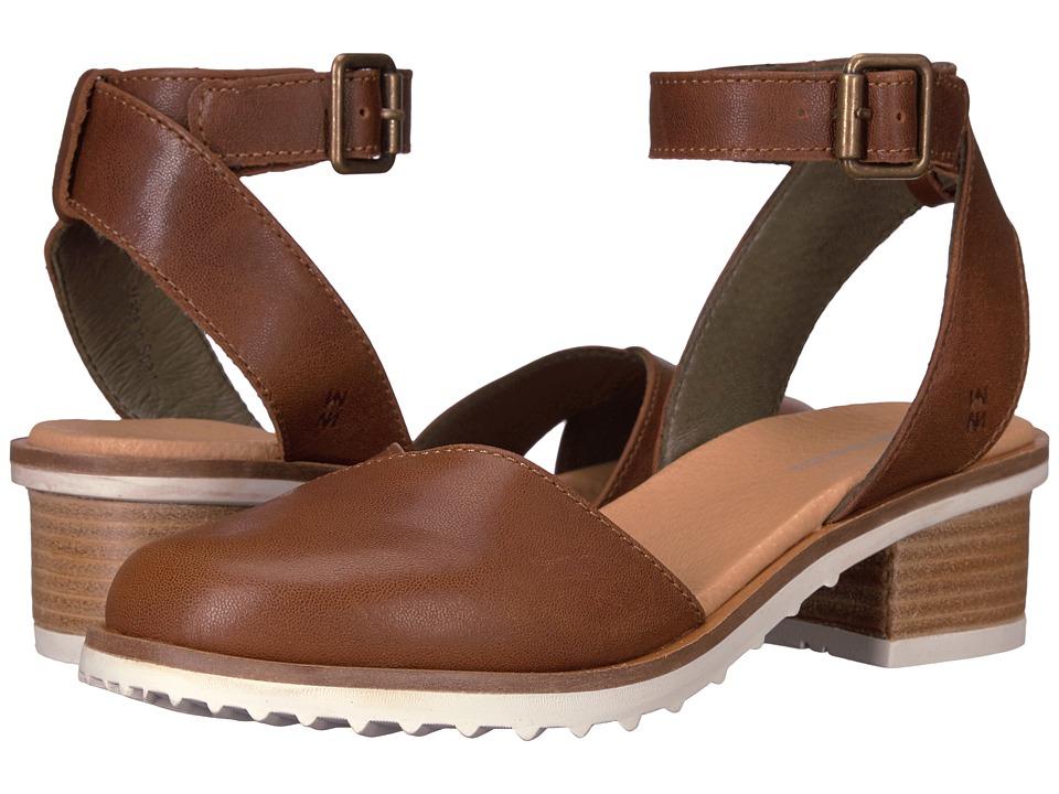 El Naturalista - Sabal N5013 (Wood) Women's Shoes