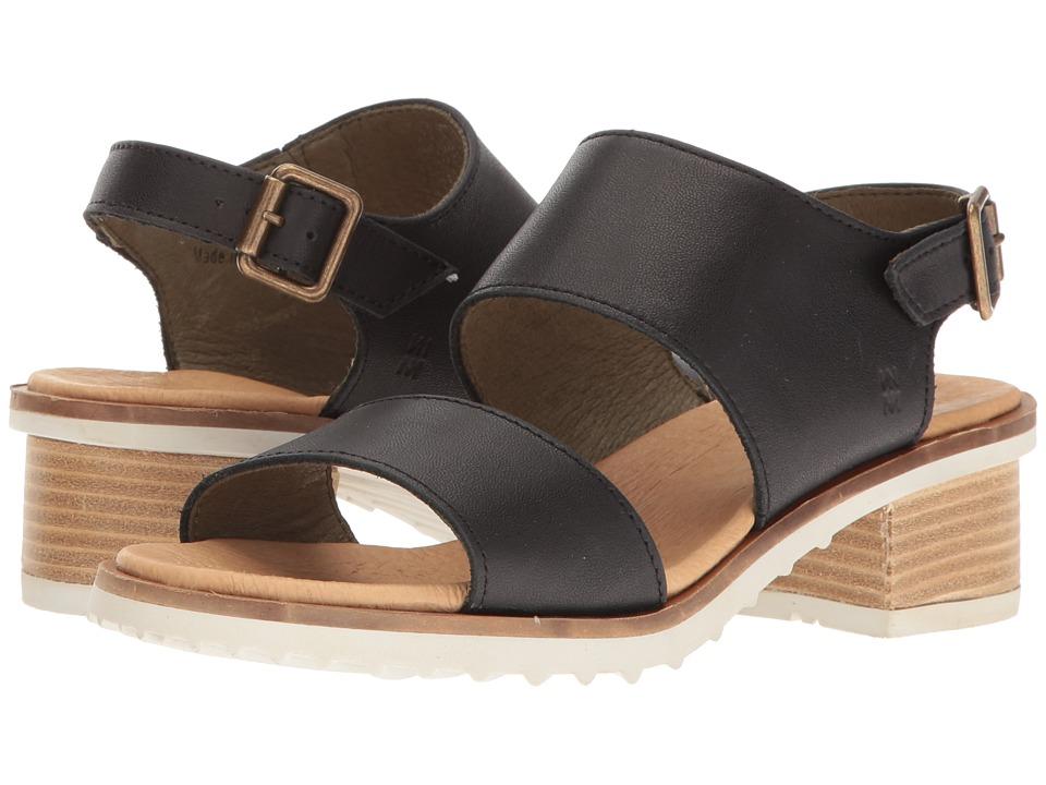 El Naturalista - Sabal N5010 (Black) Women's Shoes