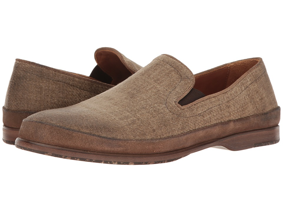 John Varvatos - Mykonos Sidegore (Bamboo) Men's Shoes