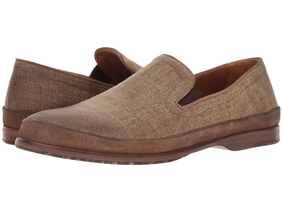 John Varvatos - Mykonos Sidegore (Bamboo) Men's Shoes